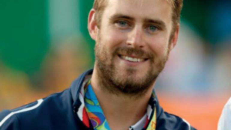 Le vice-champion olympique de Tir à l'Arc de Rio, Jean-Charles Valladont vient d'adhérer au CNB