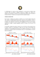 Bilan météorologie de la saison de chasse 2018 2019