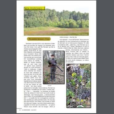 Histoires de chasseurs N°290